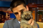 alex-miranda-kgun-morning-blend-host-pomeranians-posing